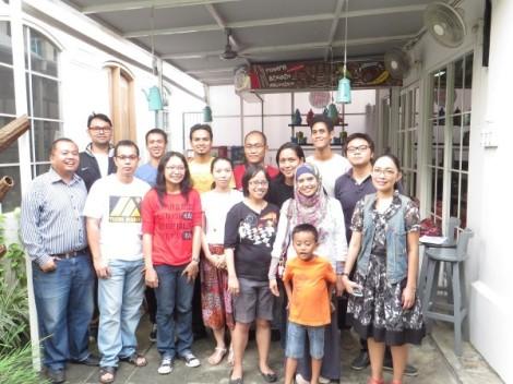 Gathering Alumni 2014 -2