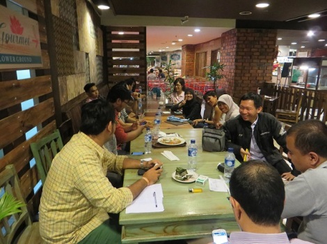 Alumni Swedia Break Fast Gathering & Pre Departure Session