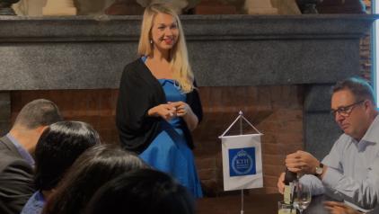 Sofia Tatis, Alumni Relations Manager